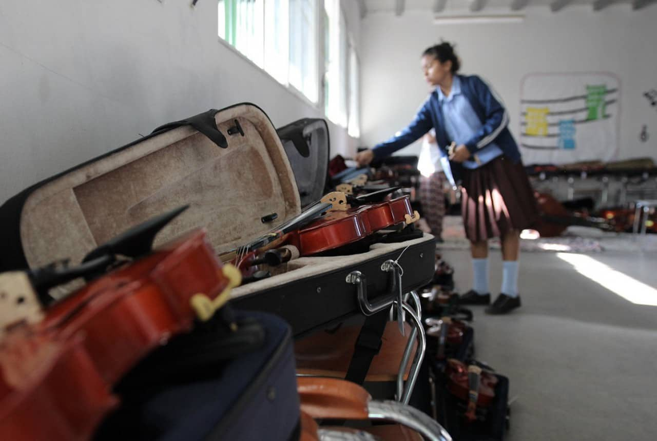 Barrios Orquestados en Honduras