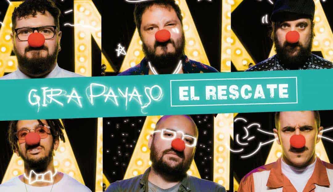 Imagen noticia - El Kanka vuelve el 11 de abril al Auditorio