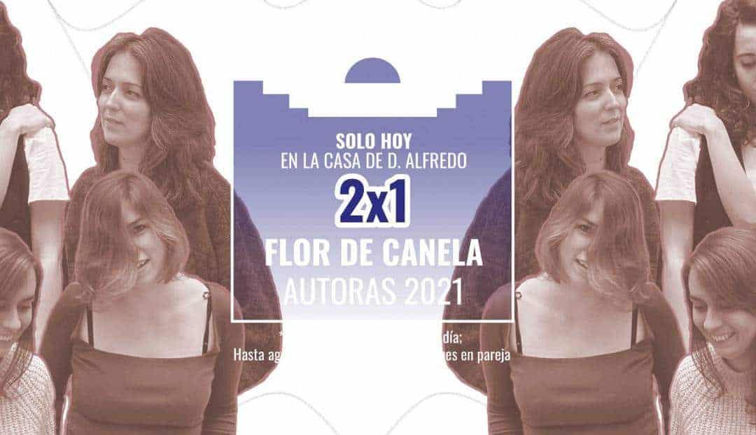 Hoy, oferta 2x1 para el concierto de Flor de Canela