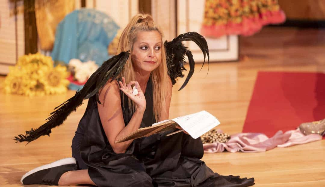 Imagen noticia - Promoción 2x1: Suicidio de una actriz frustrada