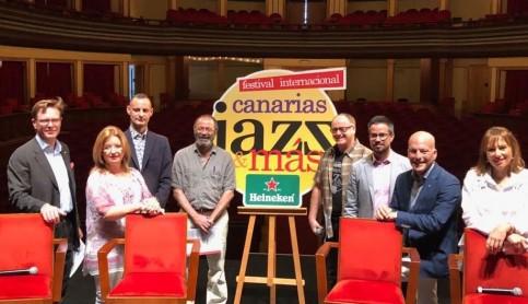 Imagen noticia - El Auditorio y el Teatro presentan los cuatro conciertos del Festival Internacional Canarias Jazz & Más Heineken que acogen este mes de julio