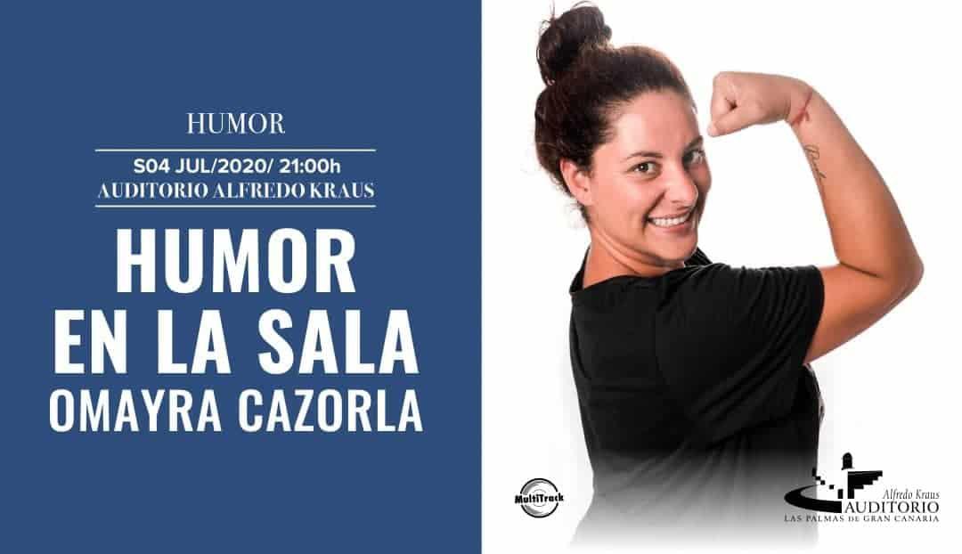 Humor en la Sala: vuelven Omayra Cazorla y Kike Pérez