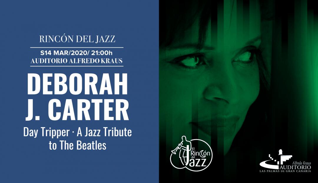 Últimos días: Deborah J. Carter en el Rincón del Jazz