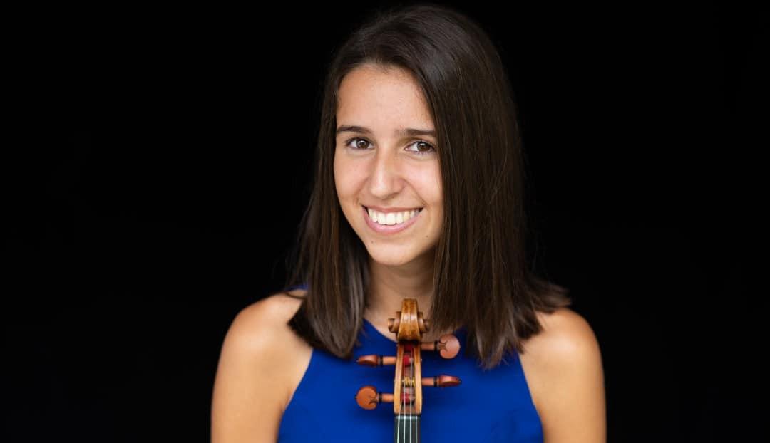 Imagen noticia - Oferta para asistir al concierto de la violinista Katia Nuez