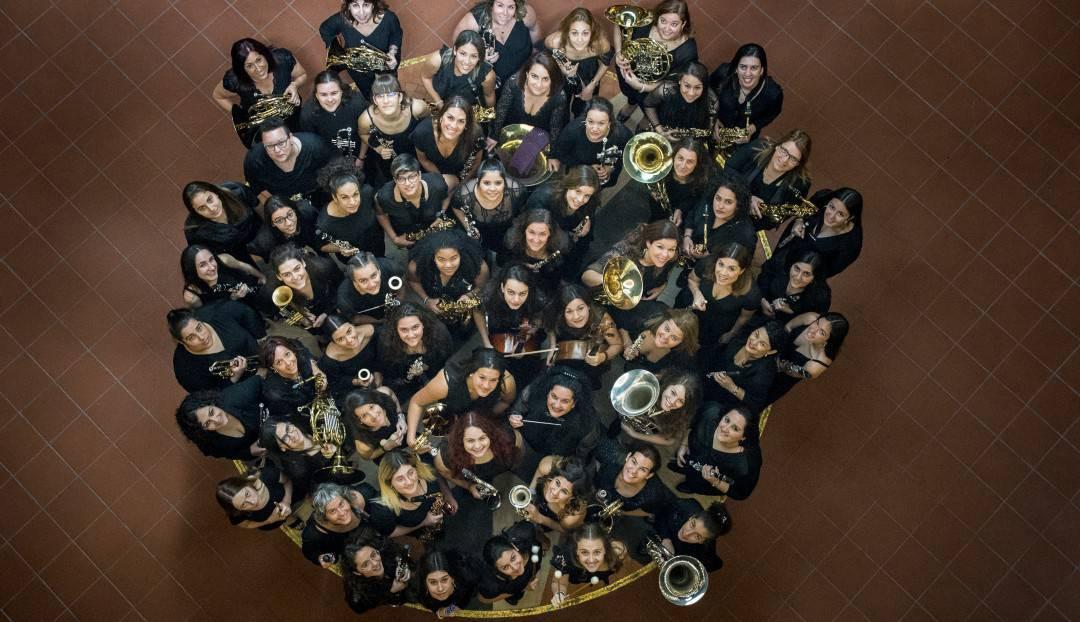 Celebra el Día de la Mujer con la Gran Canaria's Women Band