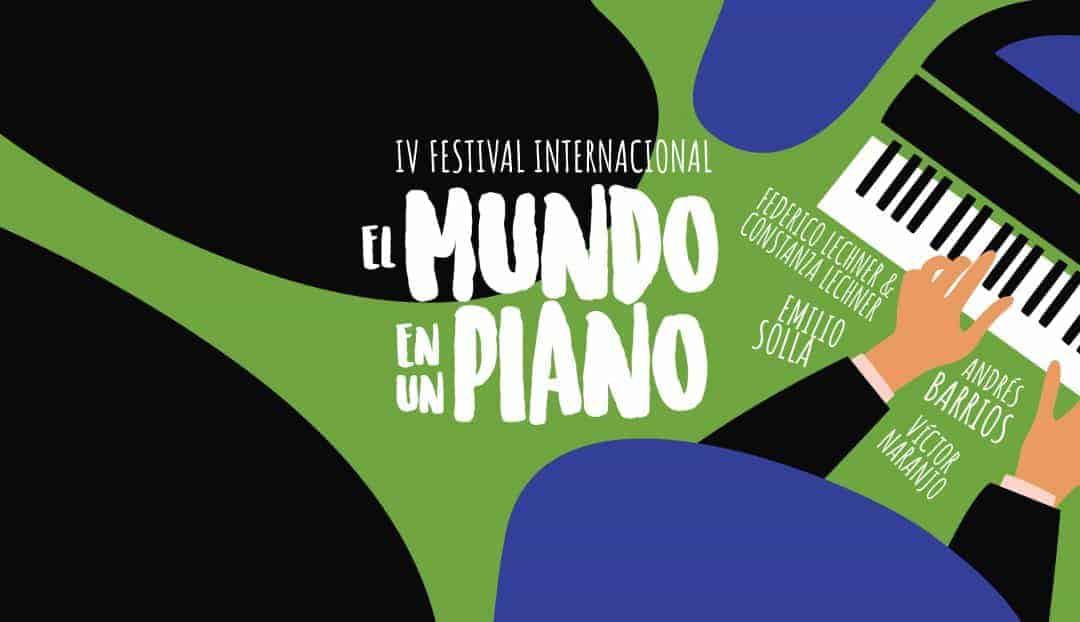 Imagen noticia - Esta noche arranca el Festival Internacional 'El Mundo en un Piano'