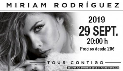 Imagen noticia - Miriam Rodríguez en concierto: compra ya tu entrada