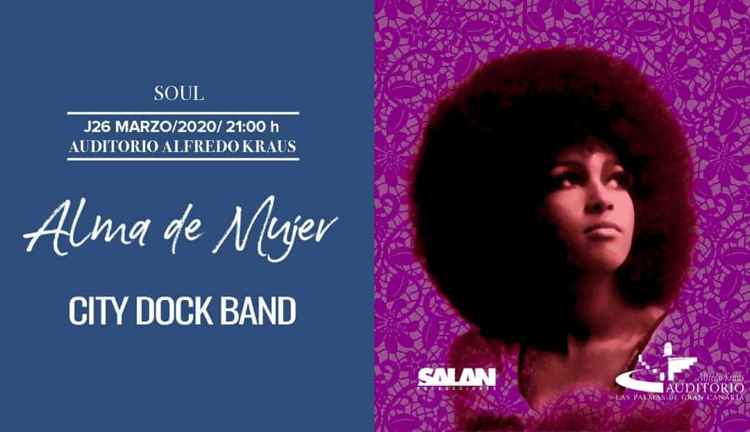 City Dock Band: soul para rendir tributo a las mujeres