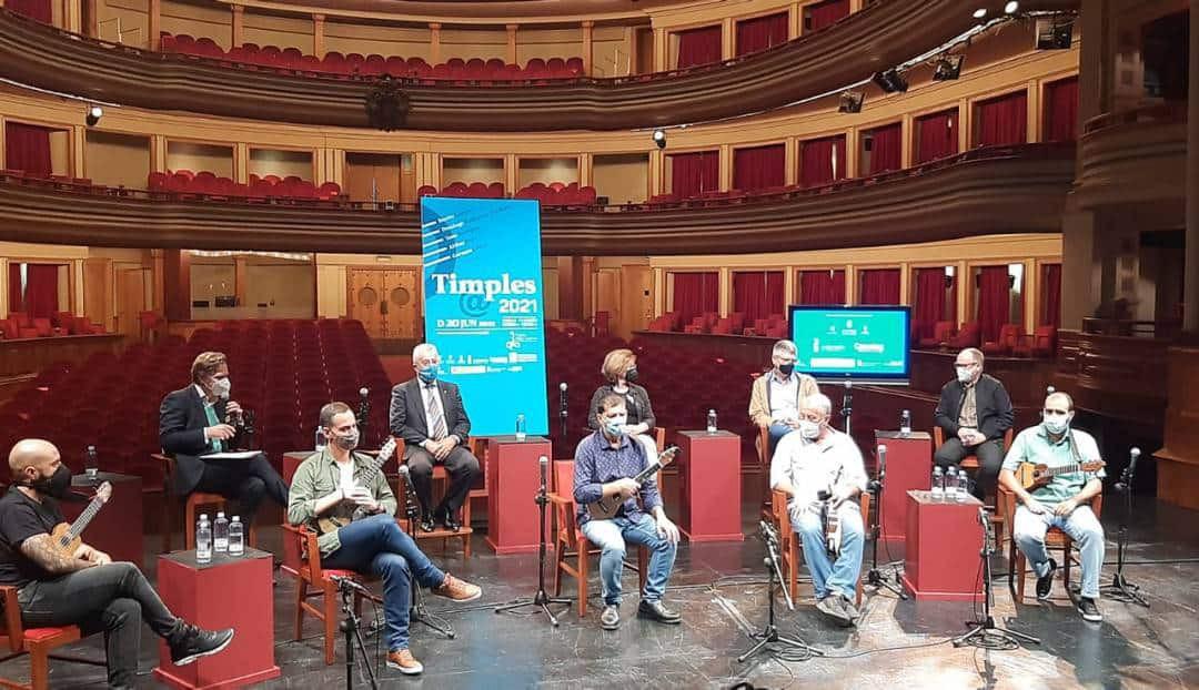 Imagen noticia - Lo mejor de nuestro timple, en junio en el Teatro Pérez Galdós