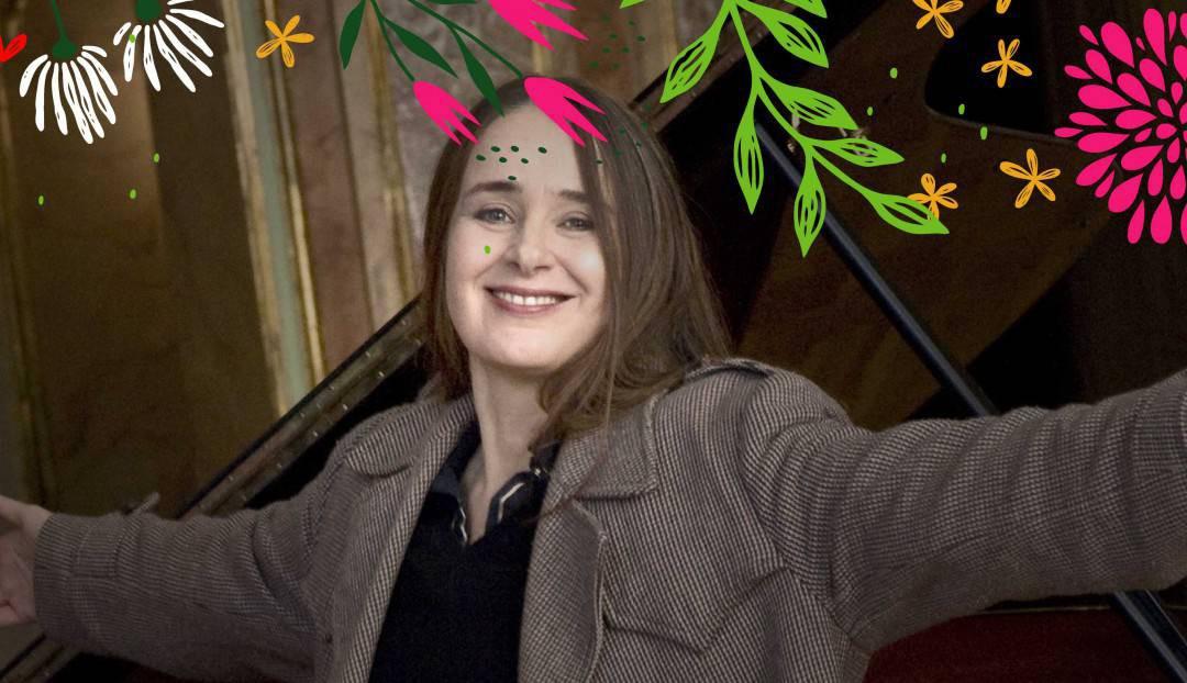 Imagen noticia - La pianista Erika le Roux y las mujeres compositoras