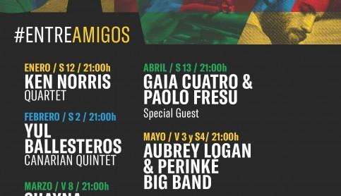 El Rincón del Jazz inaugura programación en enero