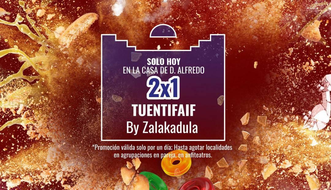 Imagen noticia - El último espectáculo de Zalakadula, hoy con oferta 2x1