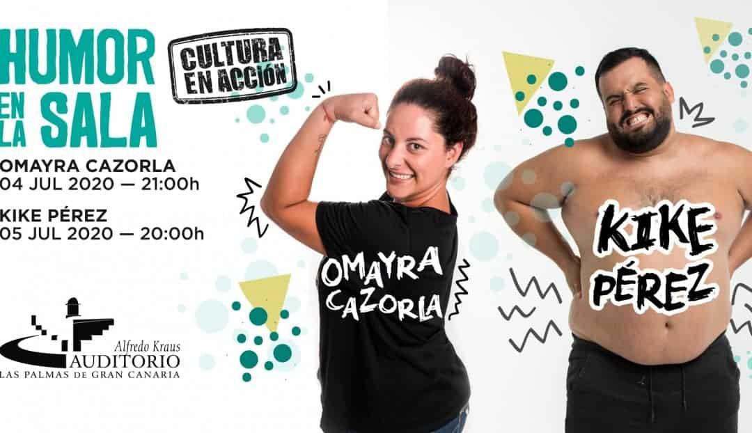 Vuelve el humor con Omayra Cazorla y Kike Pérez