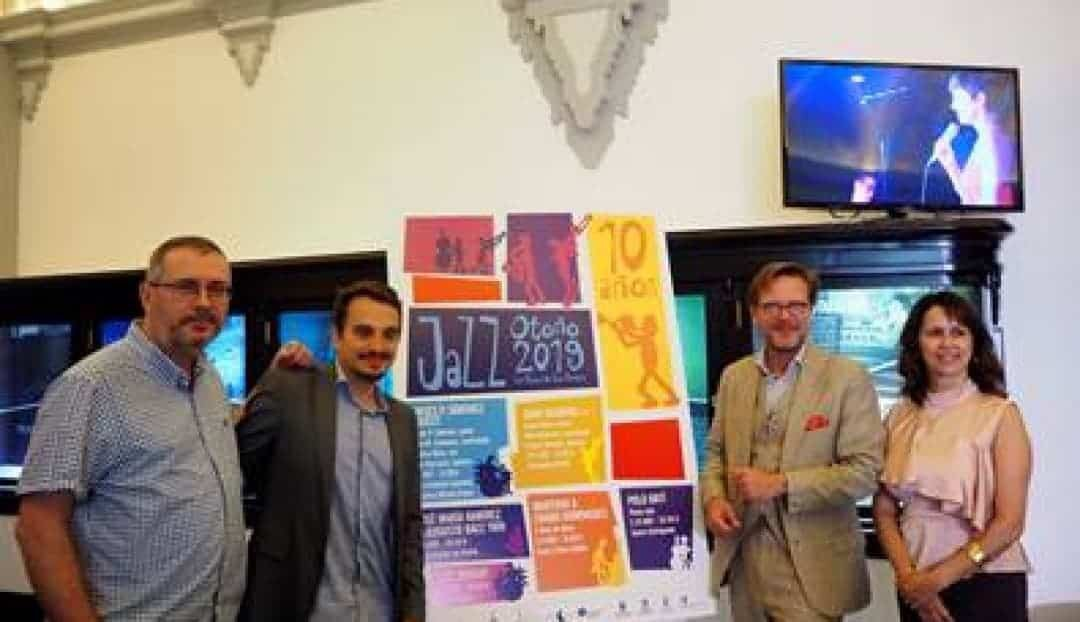 Los conciertos de Moisés P. Sánchez y Martirio con Chano Domínguez, incluidos en el festival Jazz Otoño