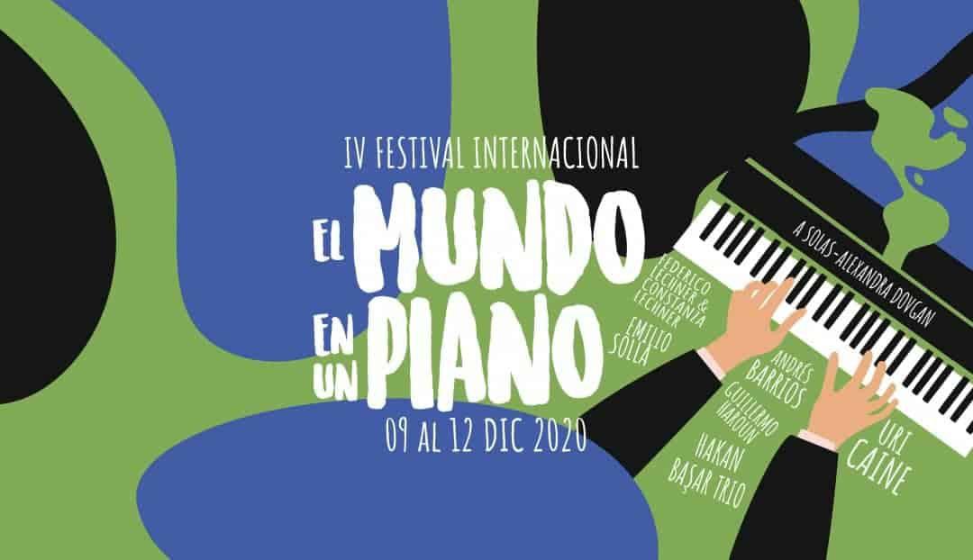 Imagen noticia - El IV Festival Internacional 'El mundo en un piano' se mantiene con un formato más reducido