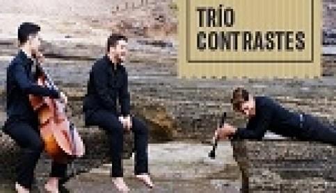El Trío Contrastes es la apuesta del Auditorio por la música clásica, la juventud y el talento para abrir 2019