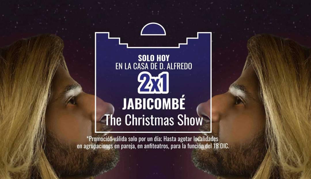Imagen noticia - Promoción 2x1 para el humor de Jabicombé