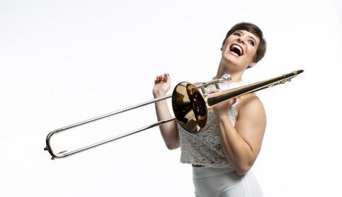 Imagen noticia - El jazz vuelve al Auditorio con Aubrey Logan y la Perinké Big Band