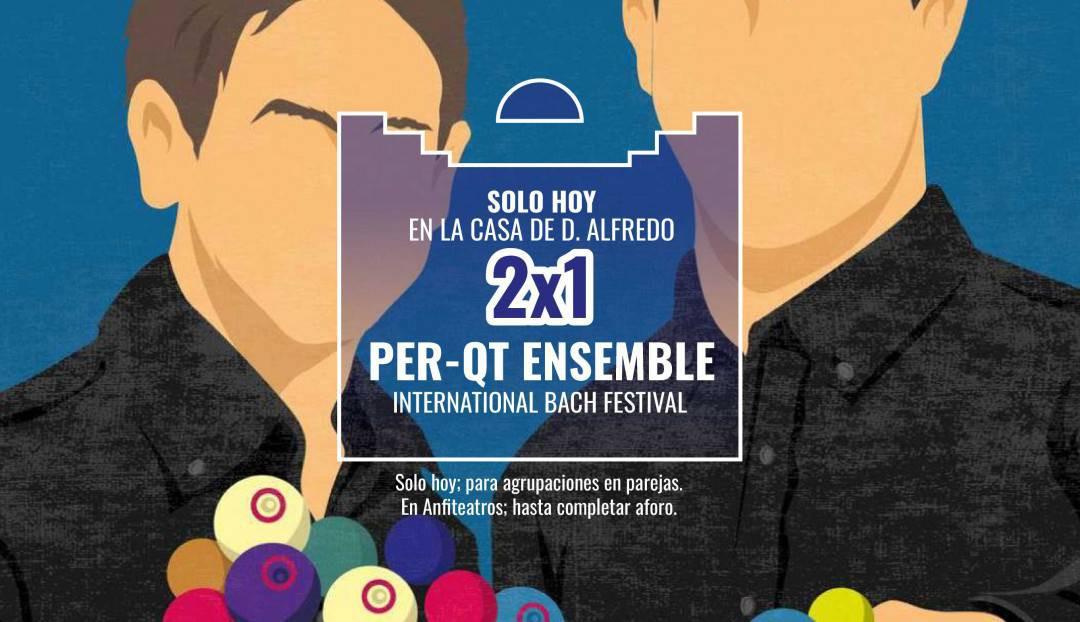 Imagen noticia - Hoy en promoción: la música fusión de Per-QT Ensemble