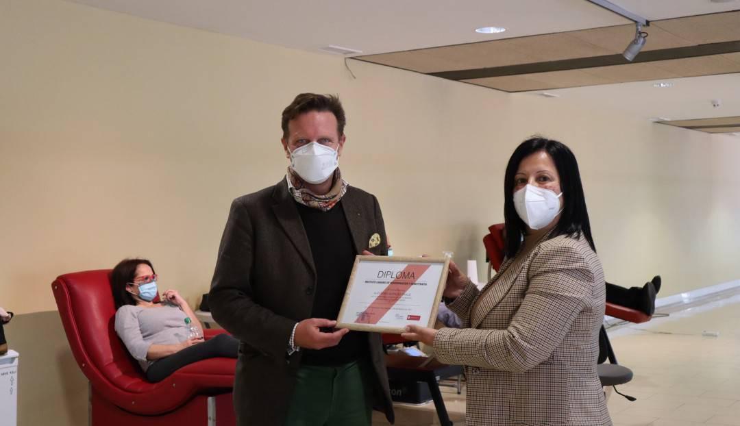 Imagen noticia - Donación de sangre en el Auditorio Alfredo Kraus