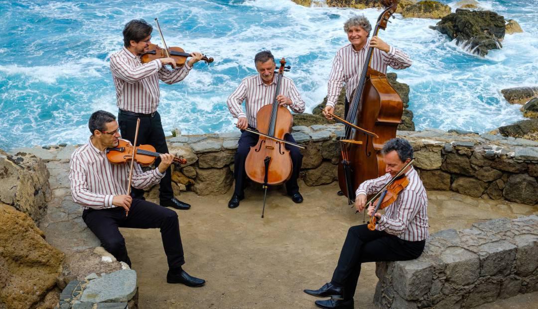 Imagen noticia - Se aplaza el concierto del Quinteto Resonancia