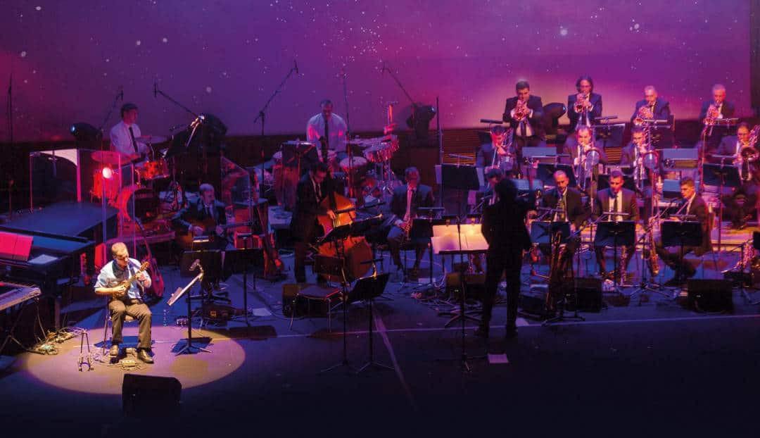 Imagen noticia - La Gran Canaria Big Band y Germán López, el 13 de febrero
