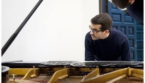Imagen noticia - El virtuosismo de Juan Pérez Floristán abre el III Festival Internacional 'El Mundo en un Piano'