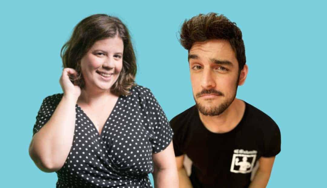 Imagen noticia - Noche de humor con Delia Santana y Jorge Bolaños