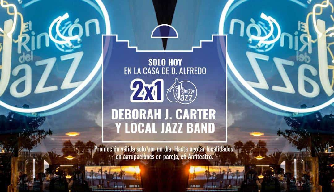 Oferta Bono 2x1 en el Rincón del Jazz 2021