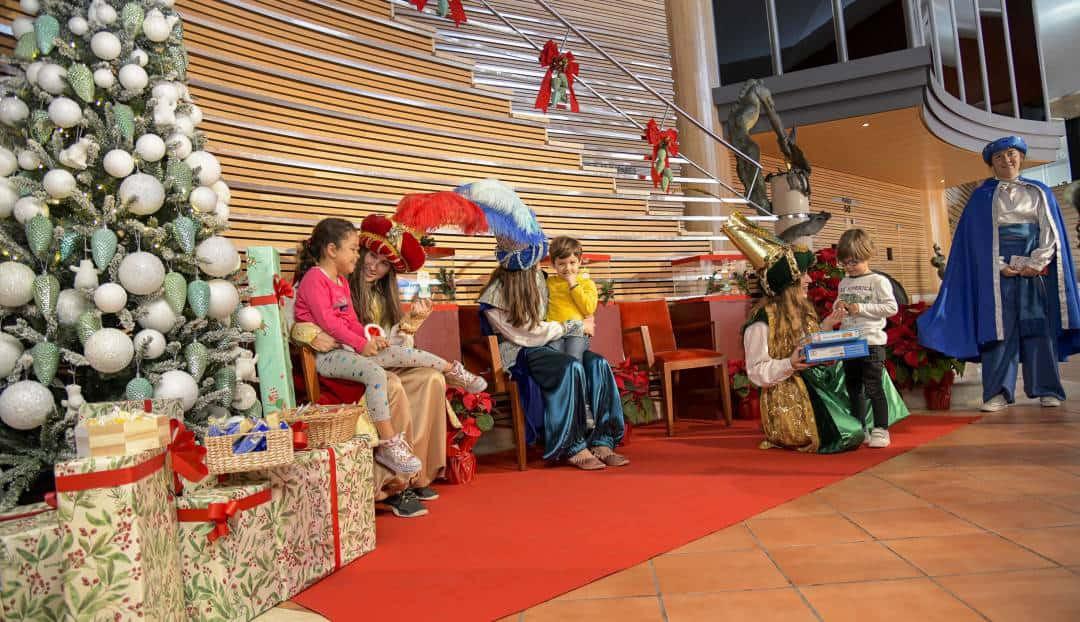 Recogida de juguetes y concierto a beneficio de la Casa de Galicia