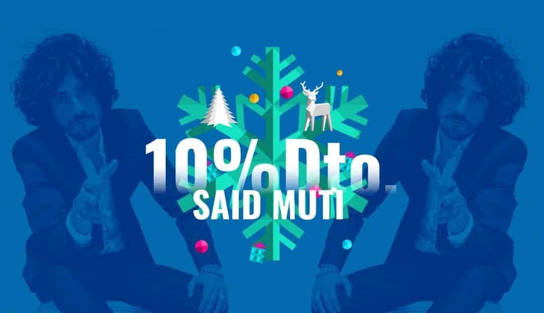DÍA 17: El rock personal de Said Muti, hoy con oferta especial