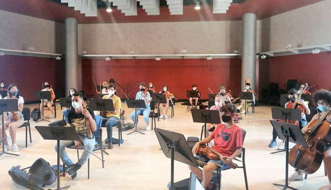 Imagen noticia - El Auditorio Alfredo Kraus y la Asociación Inegale, con aforos adaptados, retoman su actividad formativa estival para niños